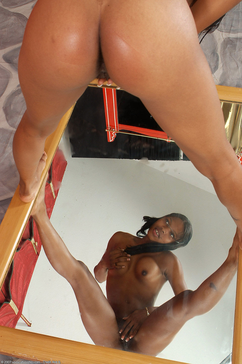Only at ATK EXOTICS you'll find: ebony on ivory!