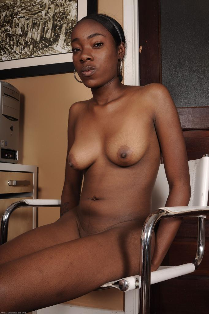 Ebony model sex