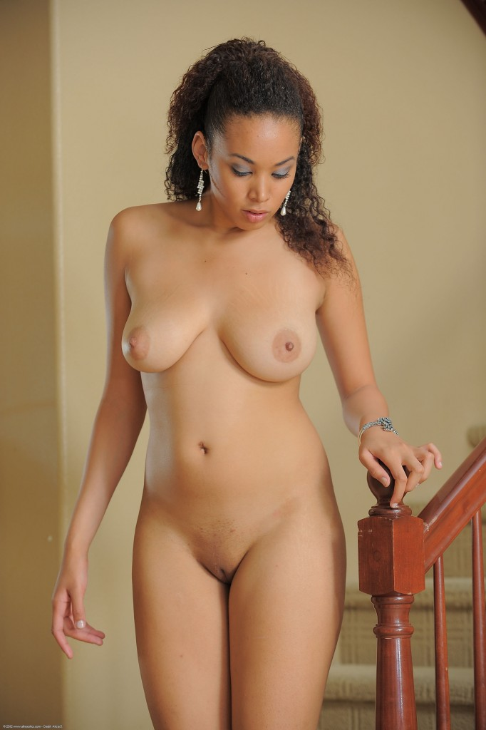 Exotic Ebony Nudes
